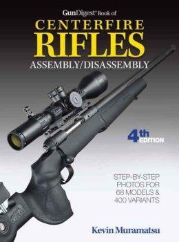 Gun Digest Book of Shotguns Assembly/Disassembly, 4th