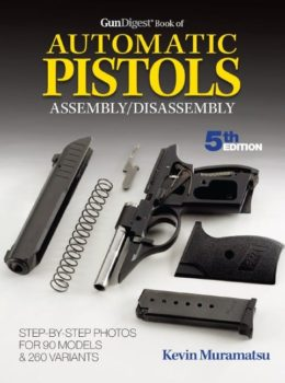 Gun Digest Book of Rimfire Rifles Assembly/Disassembly 4th Edition