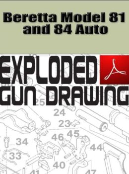 Beretta Model 950 Assembly/Disassembly Instructions Download