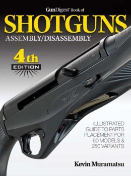 Gun Digest Book of Revolvers Assembly/Disassembly, 4th Edition