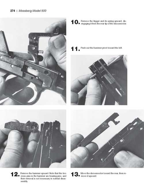 Gun Digest Book of Shotguns Assembly/Disassembly, 4th Edition