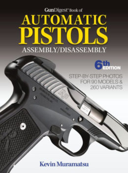 assembly disassembly pistols