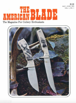 The American Blade magazine