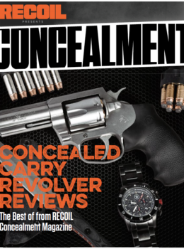 CCW Revolver Reviews