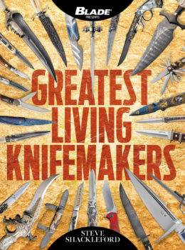Books about making knives