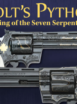 Colt Python books photos